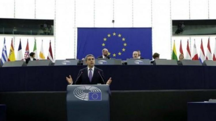 Address by President Rosen Plevneliev to the European Parliament
