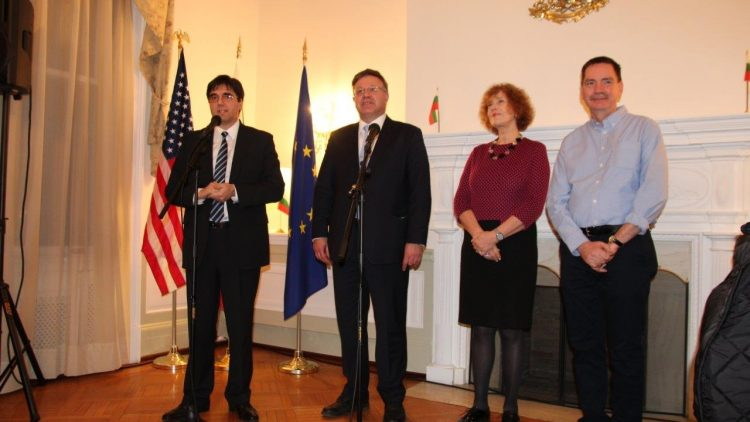Reception of the American University in Bulgaria  at the Embassy of the Republic of Bulgaria in Washington, D.C.