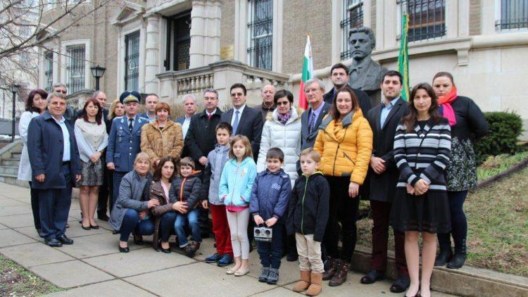 Церемония за отбелязване на 145-та годишнина от гибелта на Васил Левски