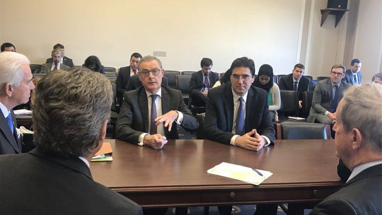 Priorities of the Bulgarian Presidency of the Council of the EU  Presented in the US Congress