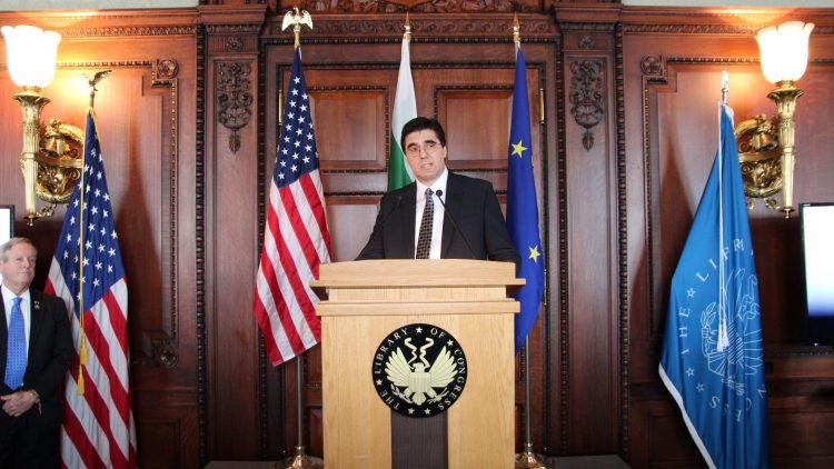 Отбелязване на Национален празник на България във Вашингтон