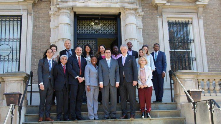 Конференция в посолството на Академията за културна дипломация